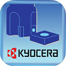 Last ned Kyocera Cutting Tools app til iPhone, iPad og Android